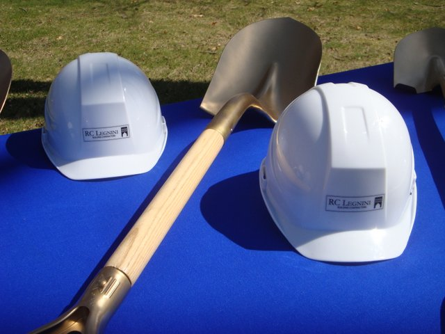 Ready To Break Ground